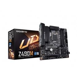 Gigabyte Z490M Motherboard Intel Z490 LGA 1200 micro ATX