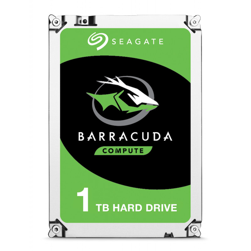 Seagate Barracuda ST1000DM010 Interne Festplatte 3.5 Zoll 1000 GB Serial ATA III