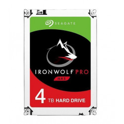 Seagate IronWolf Pro ST4000NE001 Interne Festplatte 3.5 Zoll 4000 GB Serial ATA III