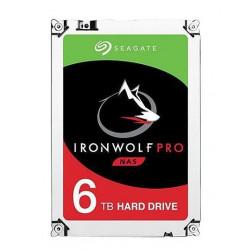 Seagate IronWolf Pro ST6000NE000 Interne Festplatte 3.5 Zoll 6000 GB Serial ATA III