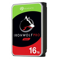 Seagate IronWolf Pro ST16000NE000 Interne Festplatte 3.5 Zoll 16000 GB Serial ATA III