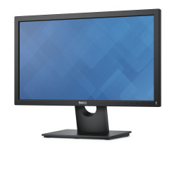 DELL E Series E2016HV LED display 49,5 cm (19.5 Zoll) 1600 x 900 Pixel HD+ Schwarz