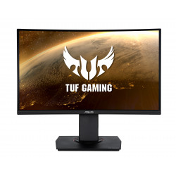 ASUS TUF Gaming VG24VQ 59,9 cm (23.6 Zoll) 1920 x 1080 Pixel Full HD LED Schwarz